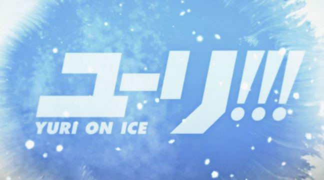 yuri on ice title