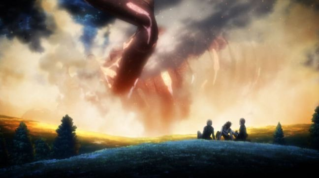 Attack on Titan Episode 8