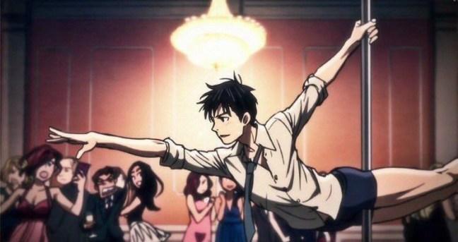 Yuri on Ice Episode 10