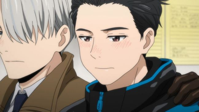 Yuri on Ice Episode 7 - Yuri and Victor
