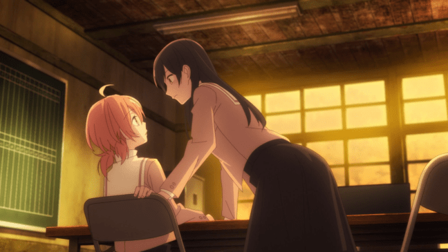 Bloom Into You Episode 4
