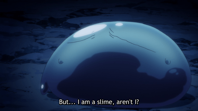 That Time I Got Reincarnated as a Slime Episode 1