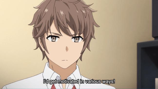 Rascal Does Not Dream of Bunny Girl Senpai Episode 6 - Sakuta