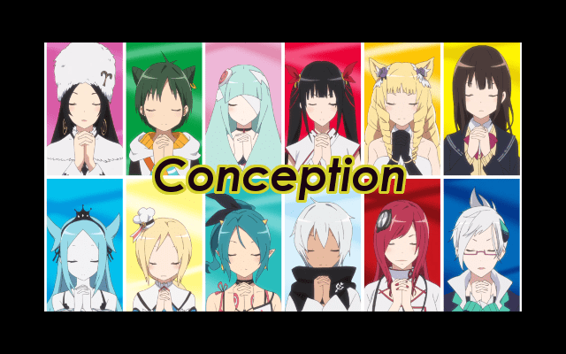 Bye Bye Conception And At Last Its Done 100 Word Anime