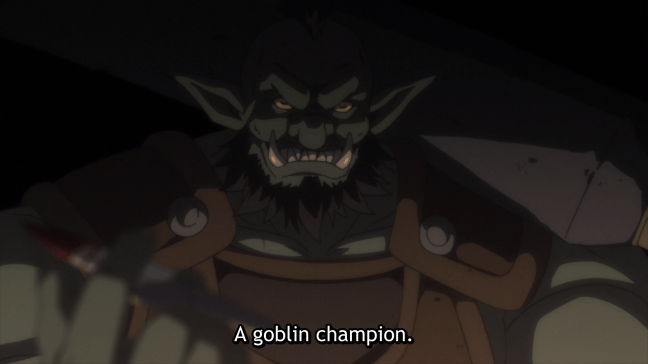 Goblin Slayer Episode 7