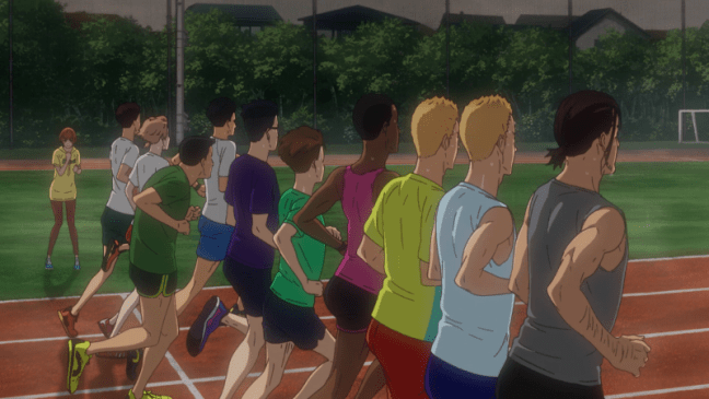 Run With The Wind Episode 11 The Team