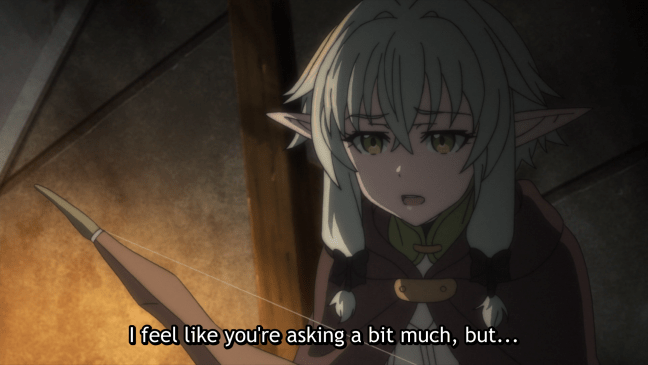 Goblin Slayer - High Elf Archer