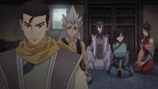 Xuan Yuan Sword Luminary Episode 8 Rebels