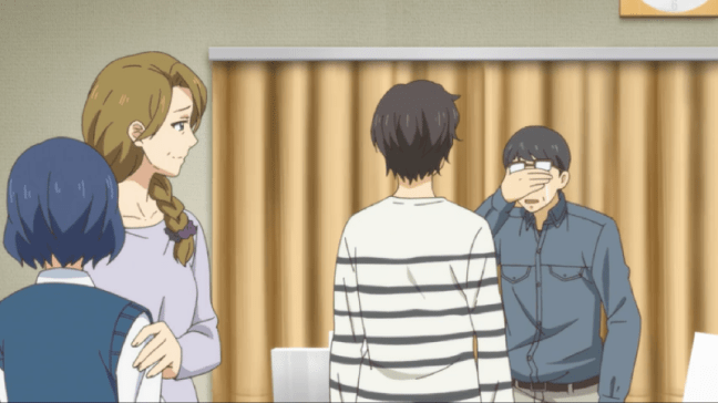 Domestic Girlfriend Episode 3 Family