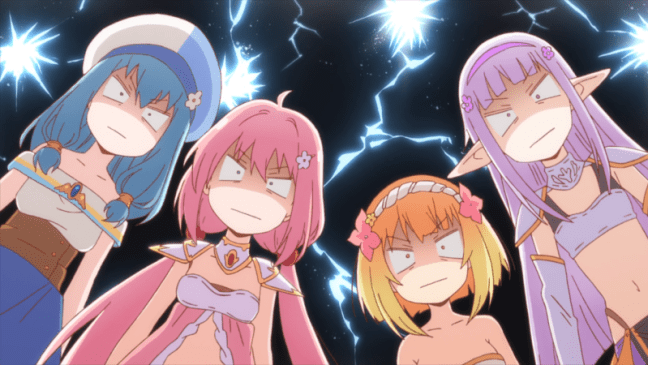 Endro Episode 3 The Hero Team