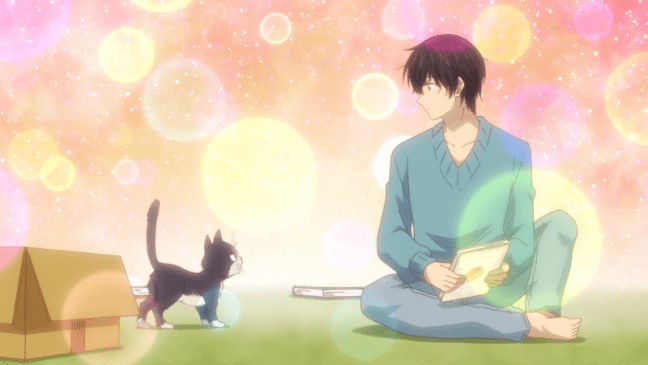 My Roommate is a Cat Episode 2 Cute Moment