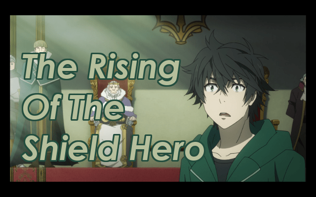The Rising of the Shield Hero Post Title Image
