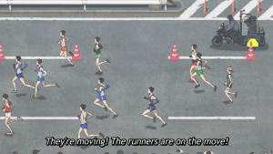 Run With The Wind Episode 19 - Prince begins the race