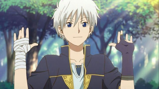 Zen from Shirayuki With The Red Hair