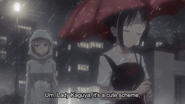 Kaguya-Sama Episode 9