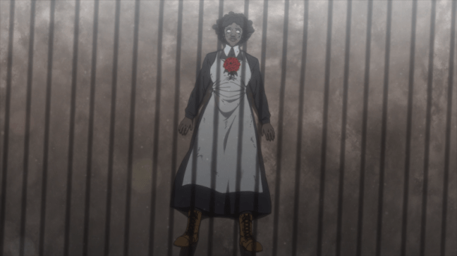 The Promised Neverland Episode 8 Krone's Death