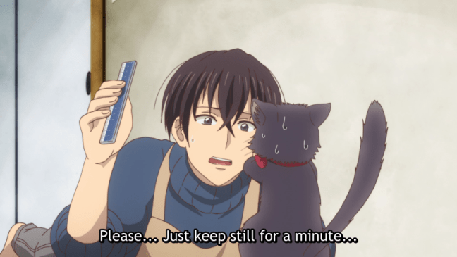 My Roommate is a Cat Episode 10