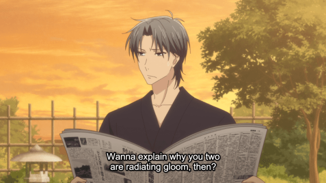 Shigure - Episode 5 Fruits Basket