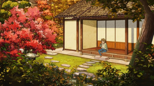 The Eccentric Family - Garden in Kyoto