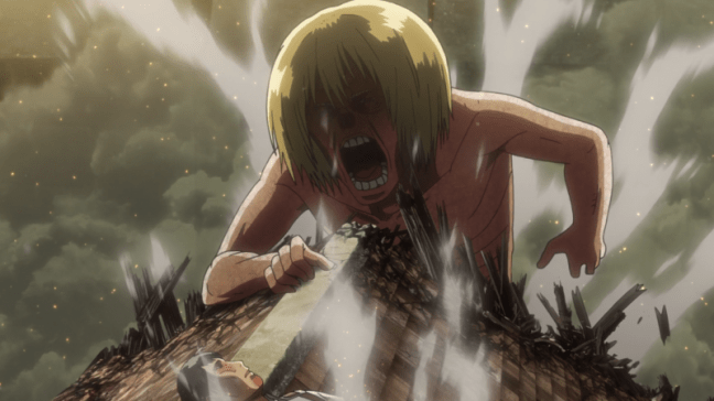 Titan Armin - Attack on Titan