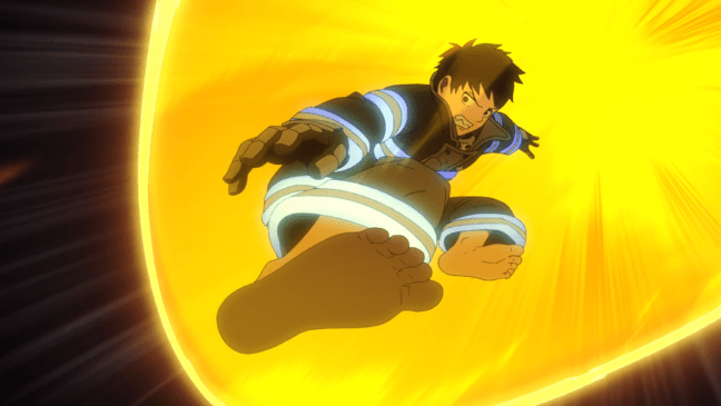Fire Force ep3 3 8