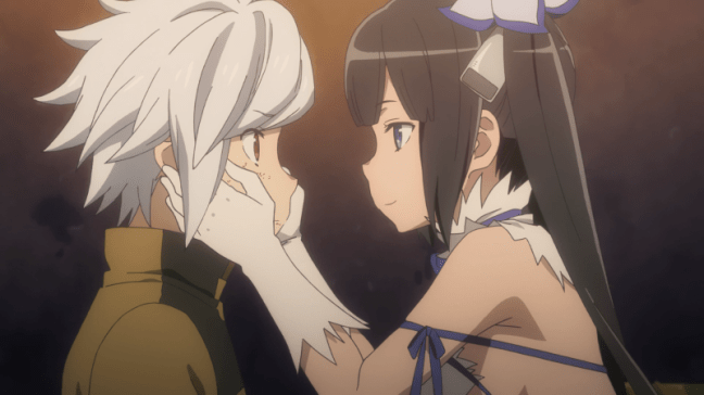 DanMachi Review Season 2 Episode 1 – Bell Can Find Trouble