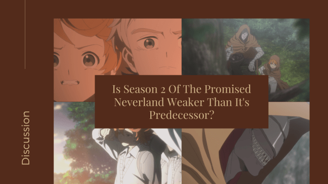 The Promised Neverland Season 2 Discussion