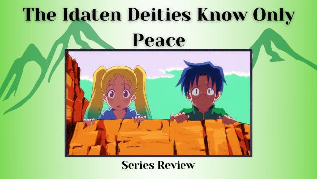 Heion Sedai no Idaten-Tachi series review