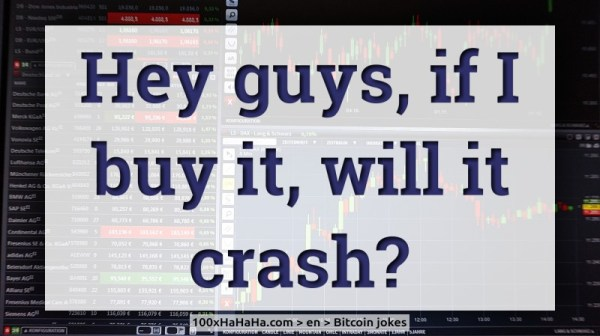 image | Hey guys, if I buy it, will it crash?