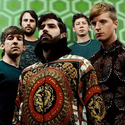 Foals Biography Discography Music News on 100 XR The
