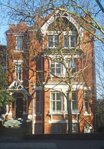 The Portman Clinic, 8 Fitzjohn's Avenue