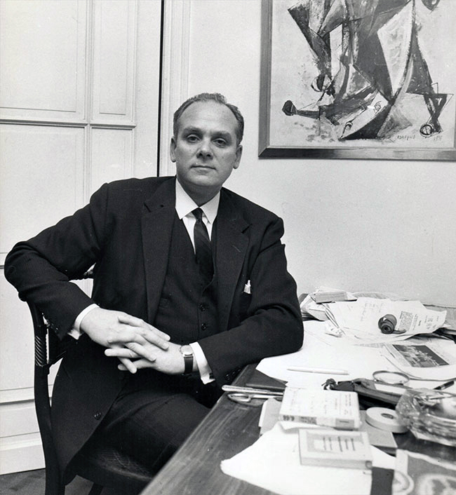 Elliott Jaques 1950s