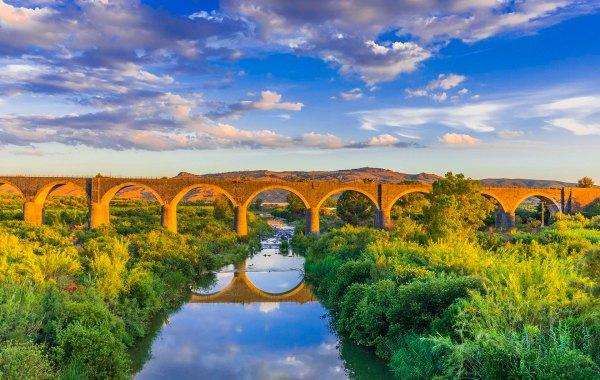 Ponte ferroviario Dieci Archi
