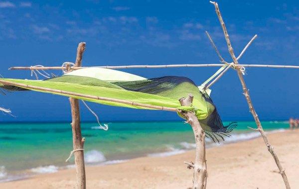 spiaggia caraibbica di Torre Salsa