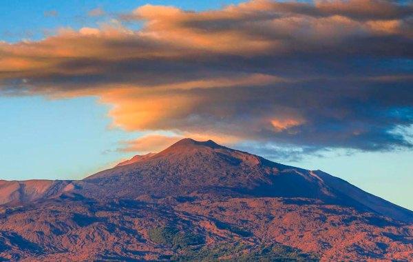 Versante nord dell'Etna