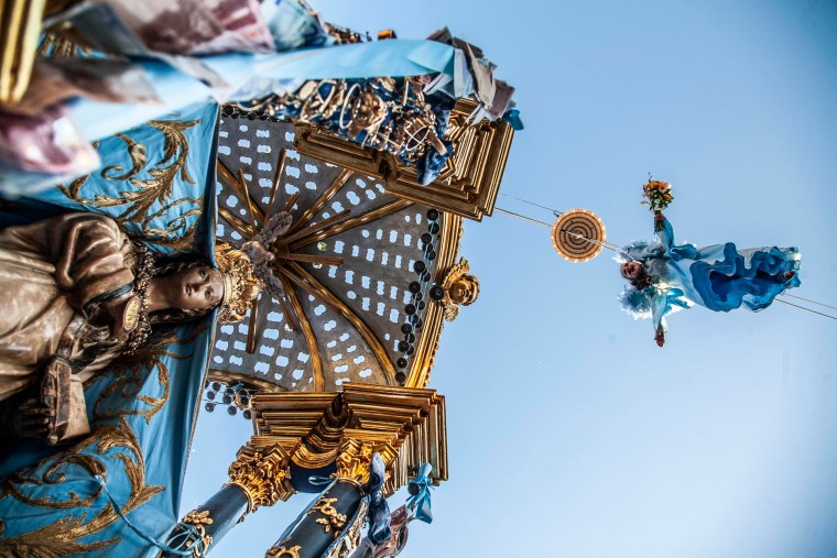 Festa di Maria SS. Annunziata a Ficarra