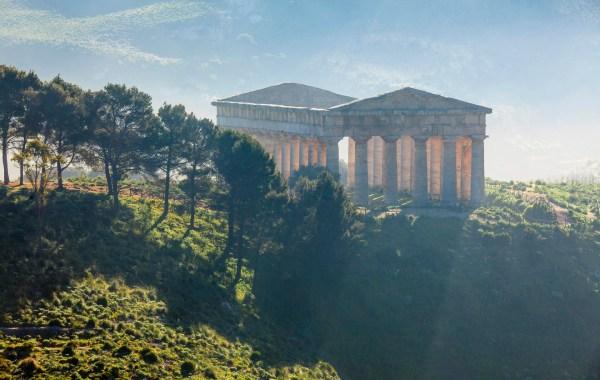 Il Tempio Greco di Segesta