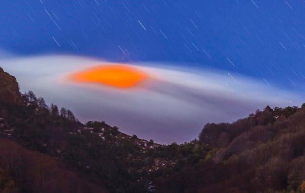 Etna, un occhio di fuoco