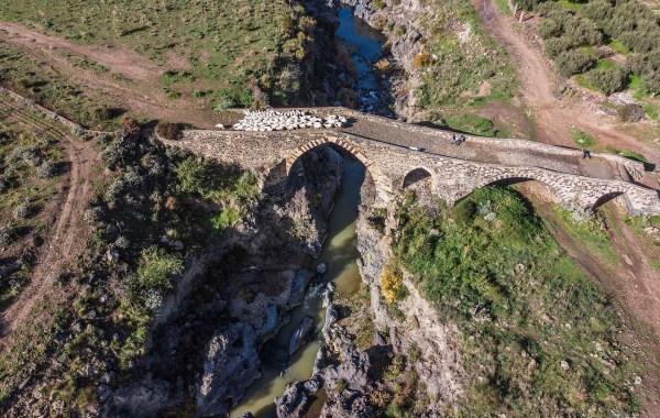 Adrano, ponte Saraceno