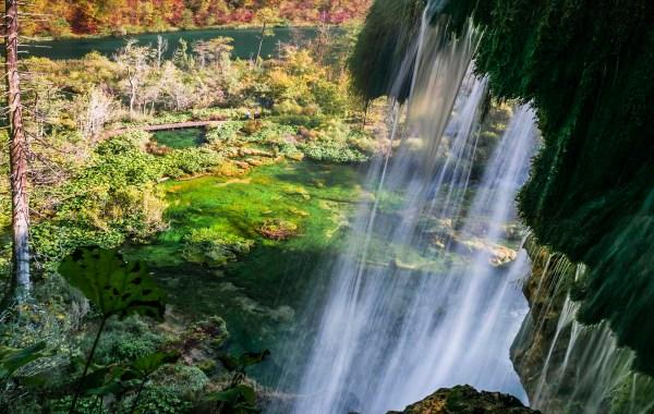 Croazia, Plitvice Parco Nazionale dei Laghi