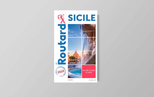 Cover Sicilie Le Routard