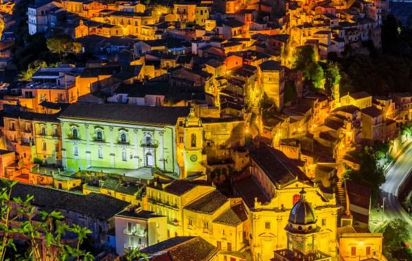 Centro storico di Ragusa Ibla