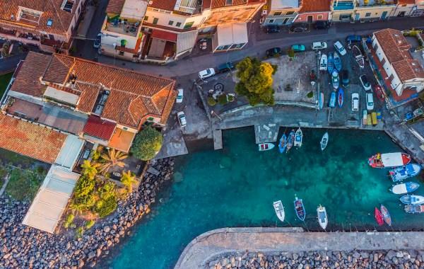 Borgo marinaro di San Giovanni Li Cuti