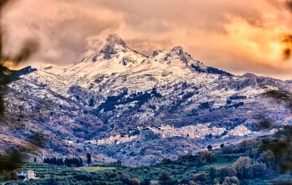 Rocca di Novara chiamata Cervino di Sicilia