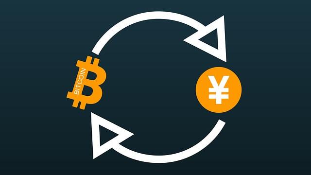 仮想通貨の取引