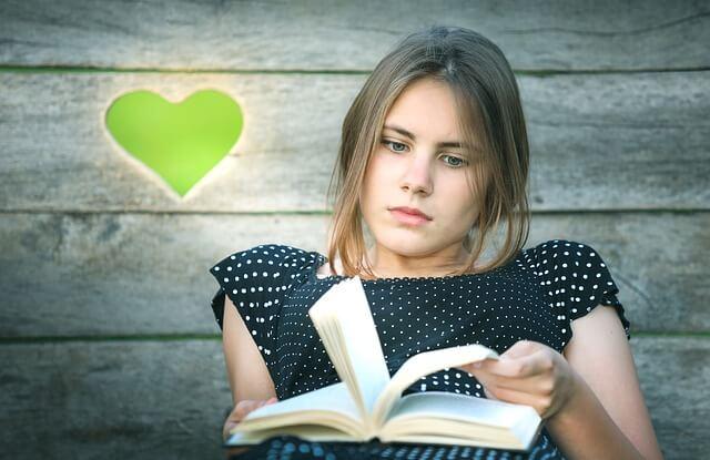 読むのが好き