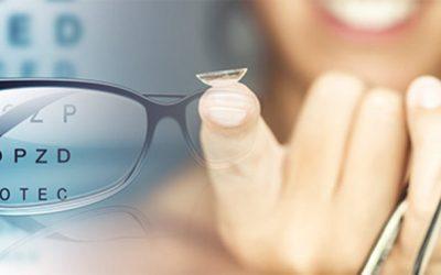 Approbation de la première lentille de contact antiallergique au monde
