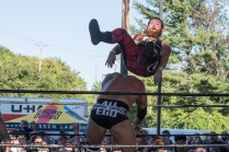 F1rst Wrestling Arik Cannon vs Danhaussen vs Ethan Page 081521 8286