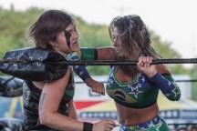 F1rst Wrestling Badger Briggs vs Kristy James 081521 8468