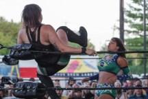 F1rst Wrestling Badger Briggs vs Kristy James 081521 8470